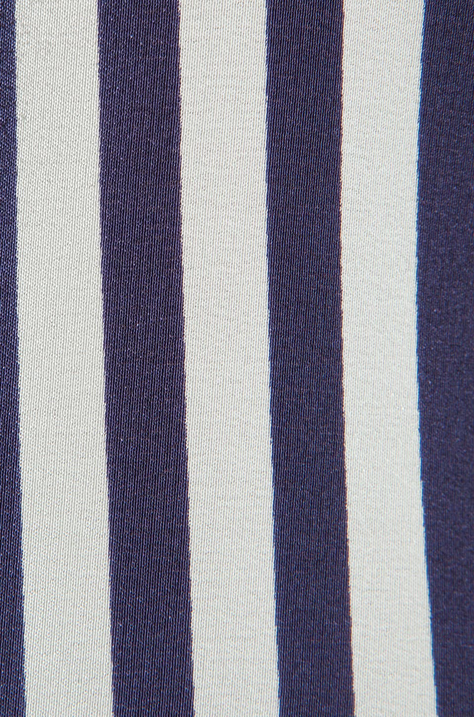 Joie Tyson Stripe Tank in Blue Violet