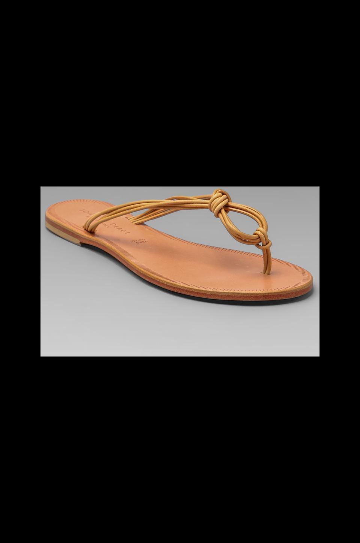 Joie a La Plage Palmetto Flip Flops in Tan