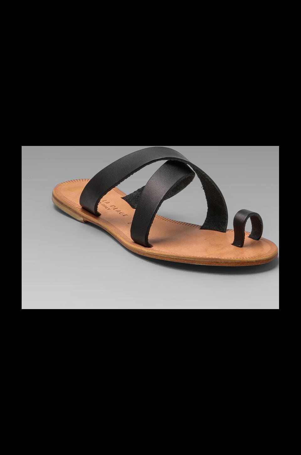 Joie a La Plage Roque Sandal in Black