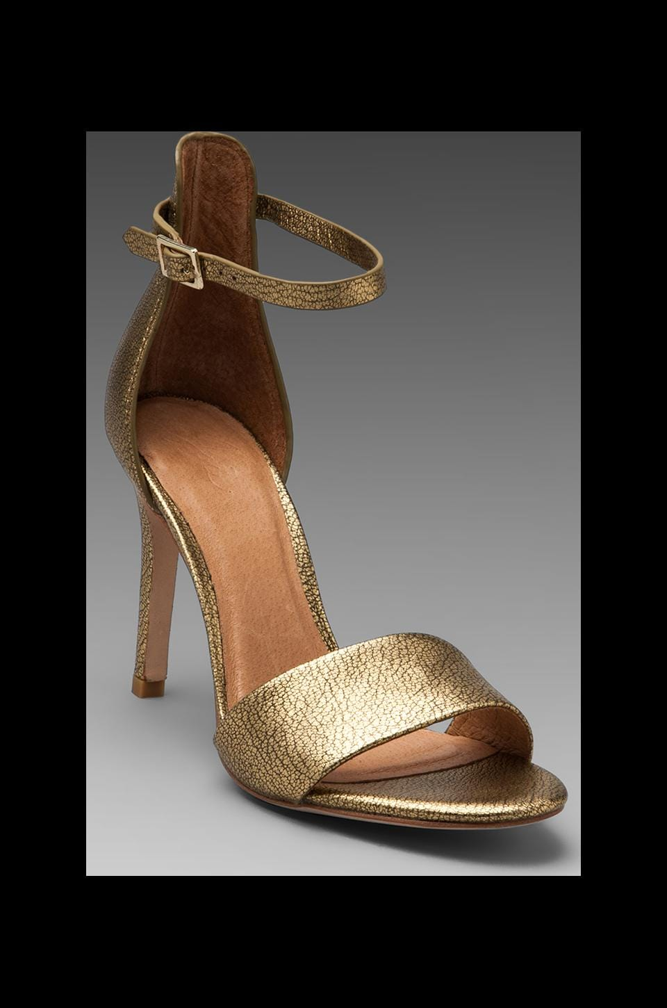 Joie Jaclyn Sandal in Gold