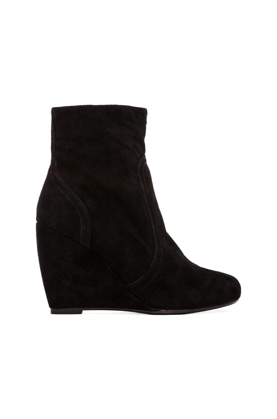Joie Oakley Wedge Bootie in Black