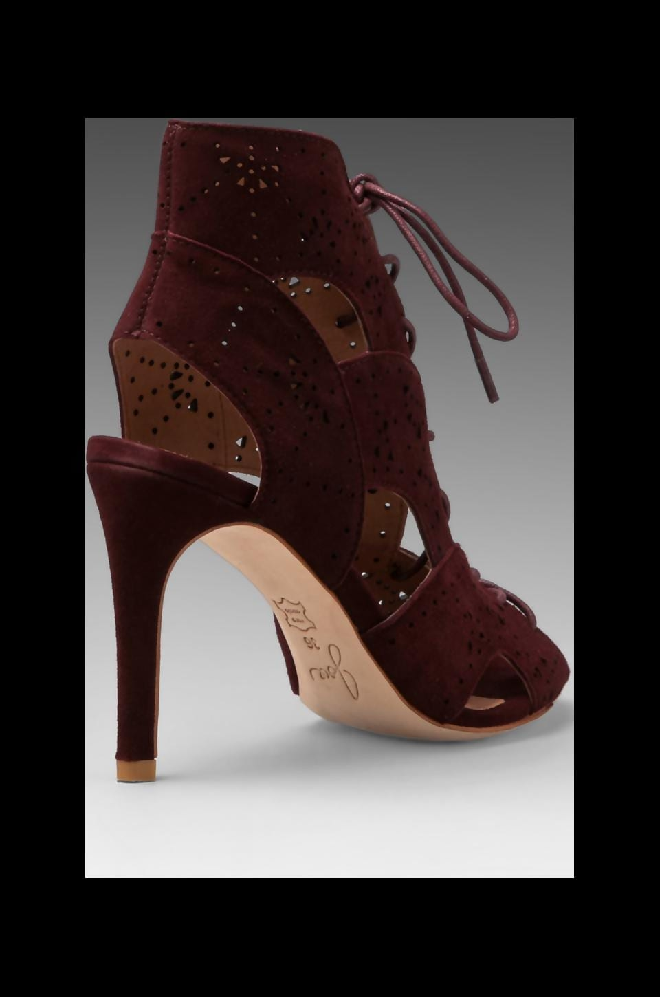 Joie Raquel Pump in Oxblood