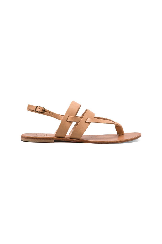 Joie Positano Sandal in Natural/Natural
