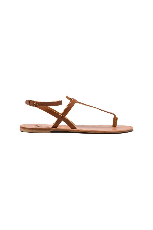 Joie Toulon Sandal in Cognac