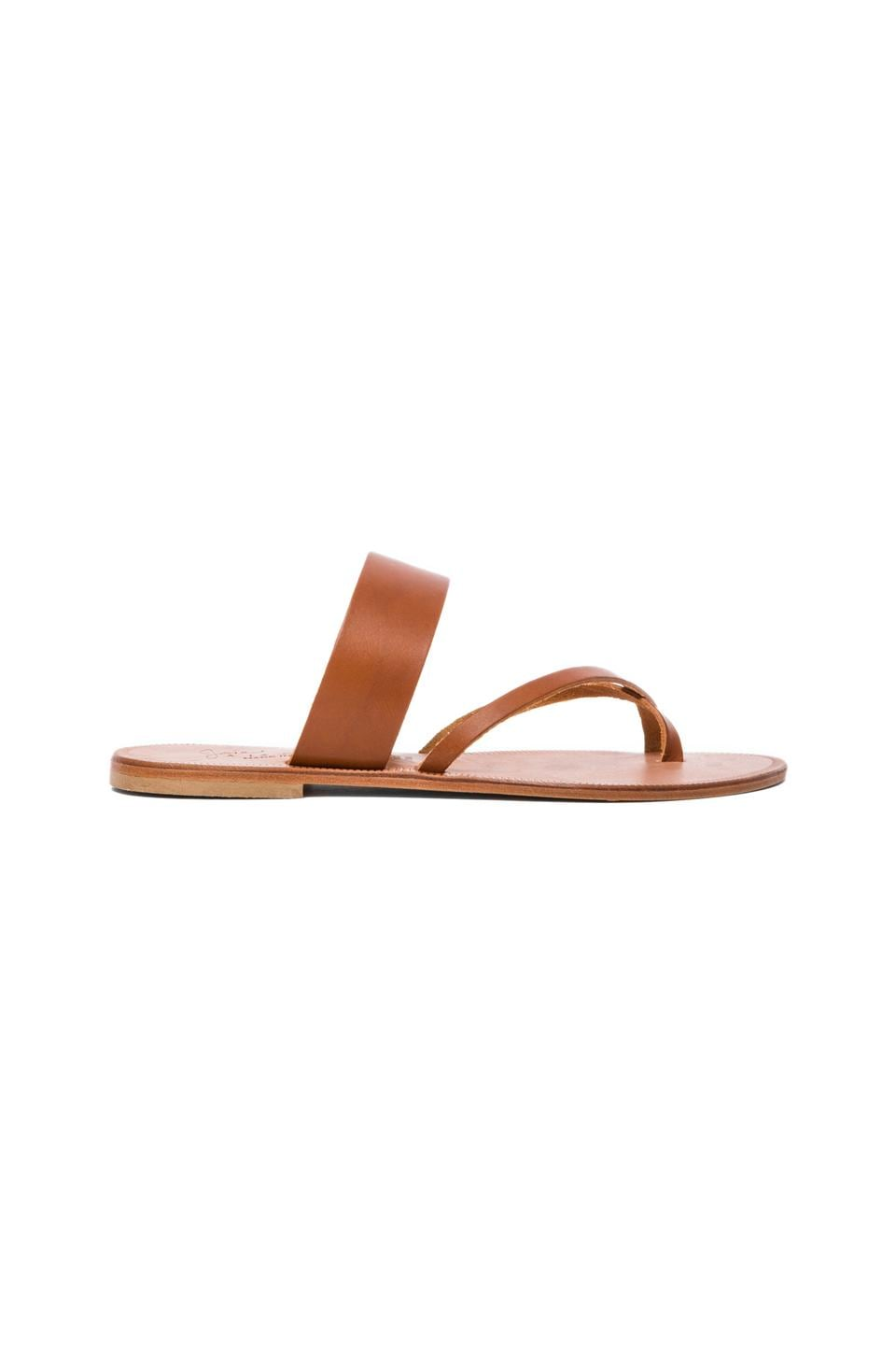 Joie La Celle Sandal in Cognac