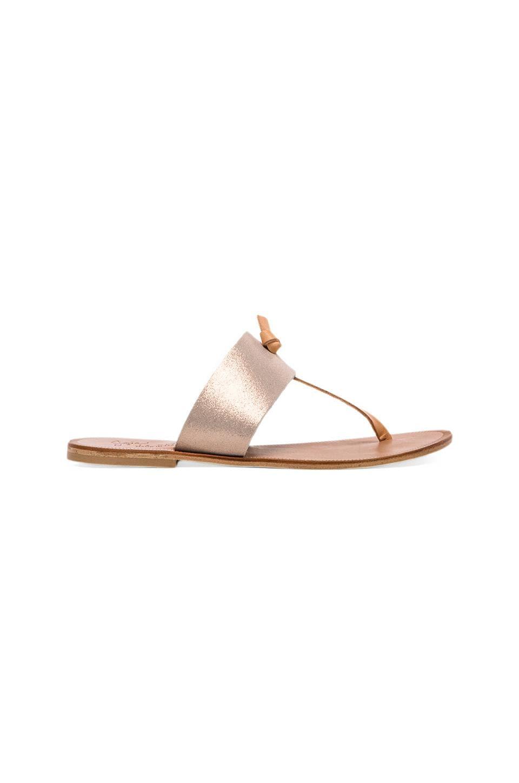 Joie Nice Sandal in Rose Gold