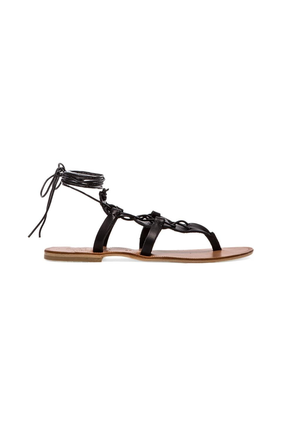 Joie Torres Sandal in Black