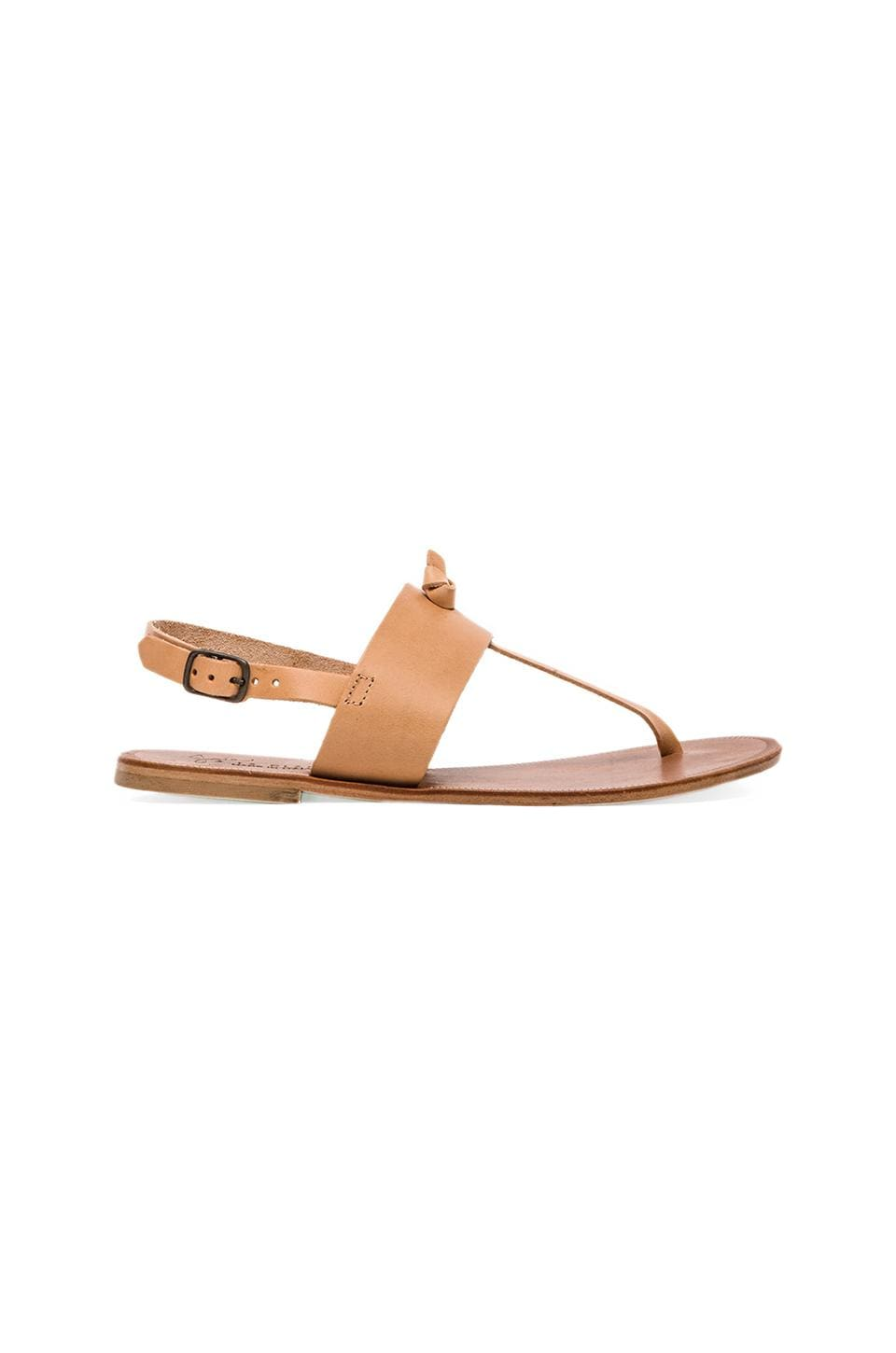 Joie Bastia Sandal in Natural