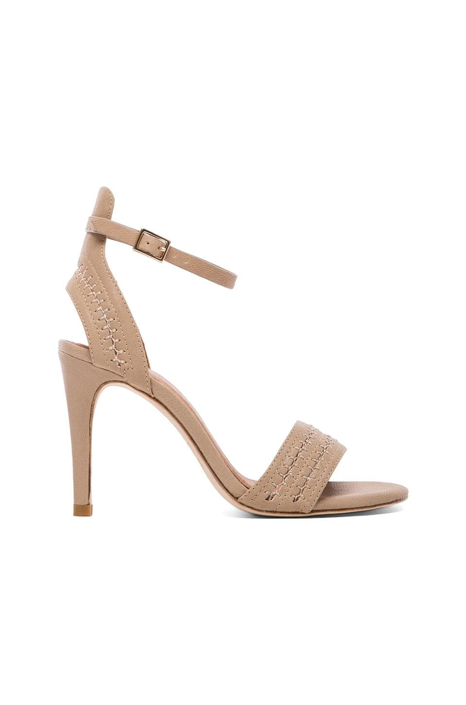 Joie Trune Heel in Dusty Pink Sand