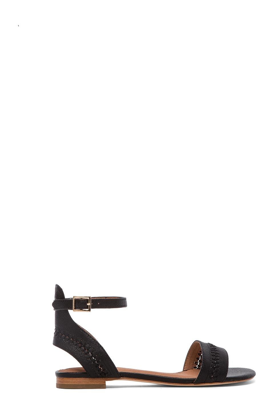 Joie Lorenzo Sandal in Black