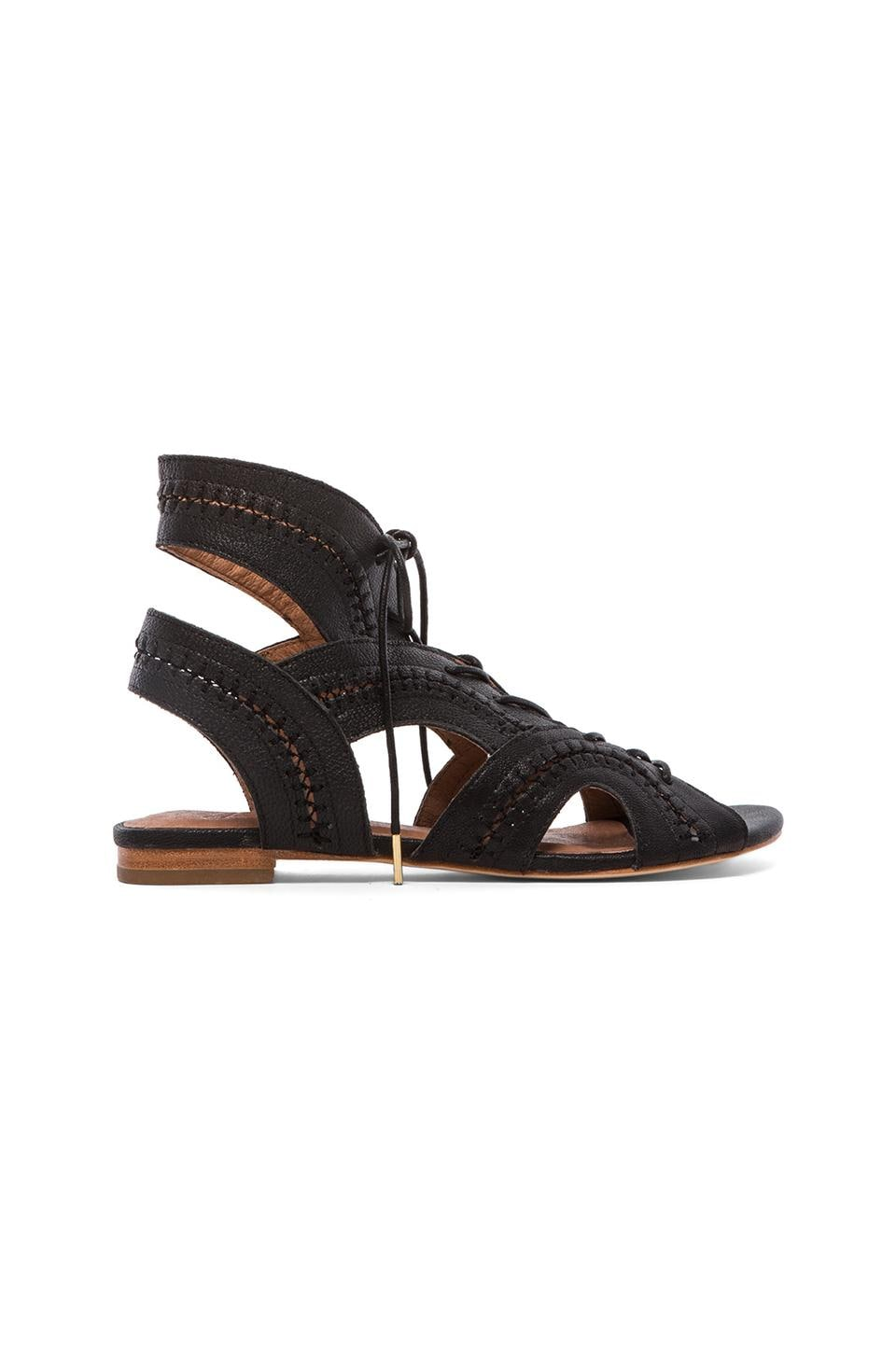 Joie Toldeo Sandal in Black