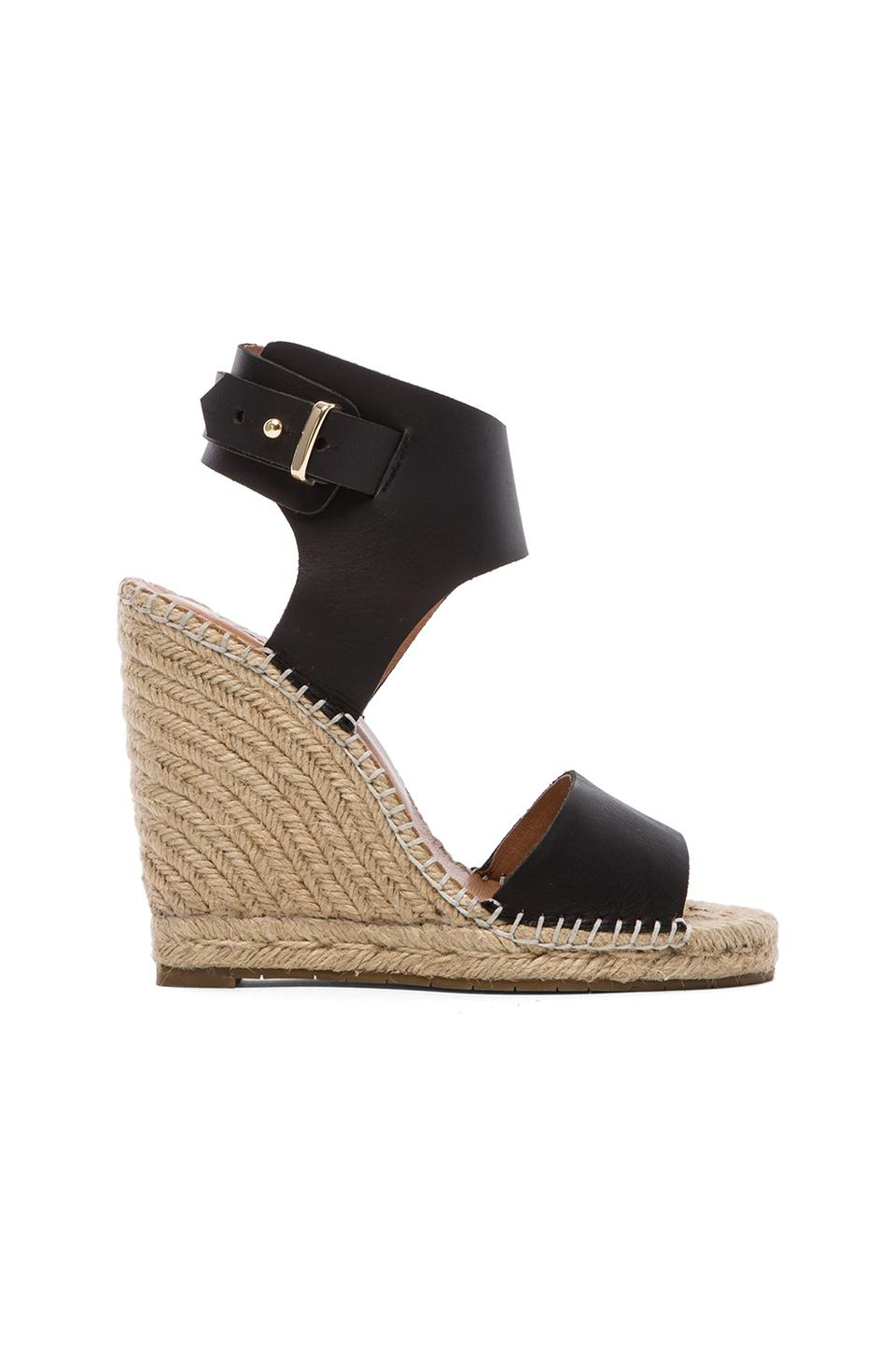 Joie Palo Wedge in Black