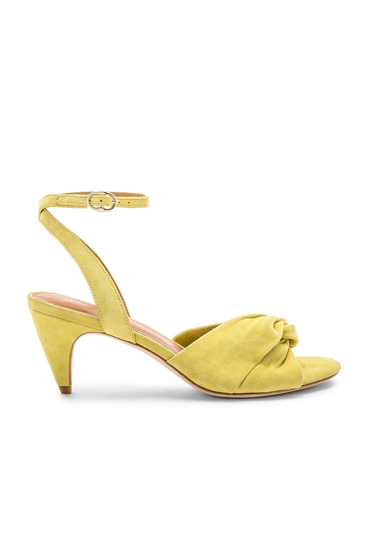Joie Mallison Heel in Citron