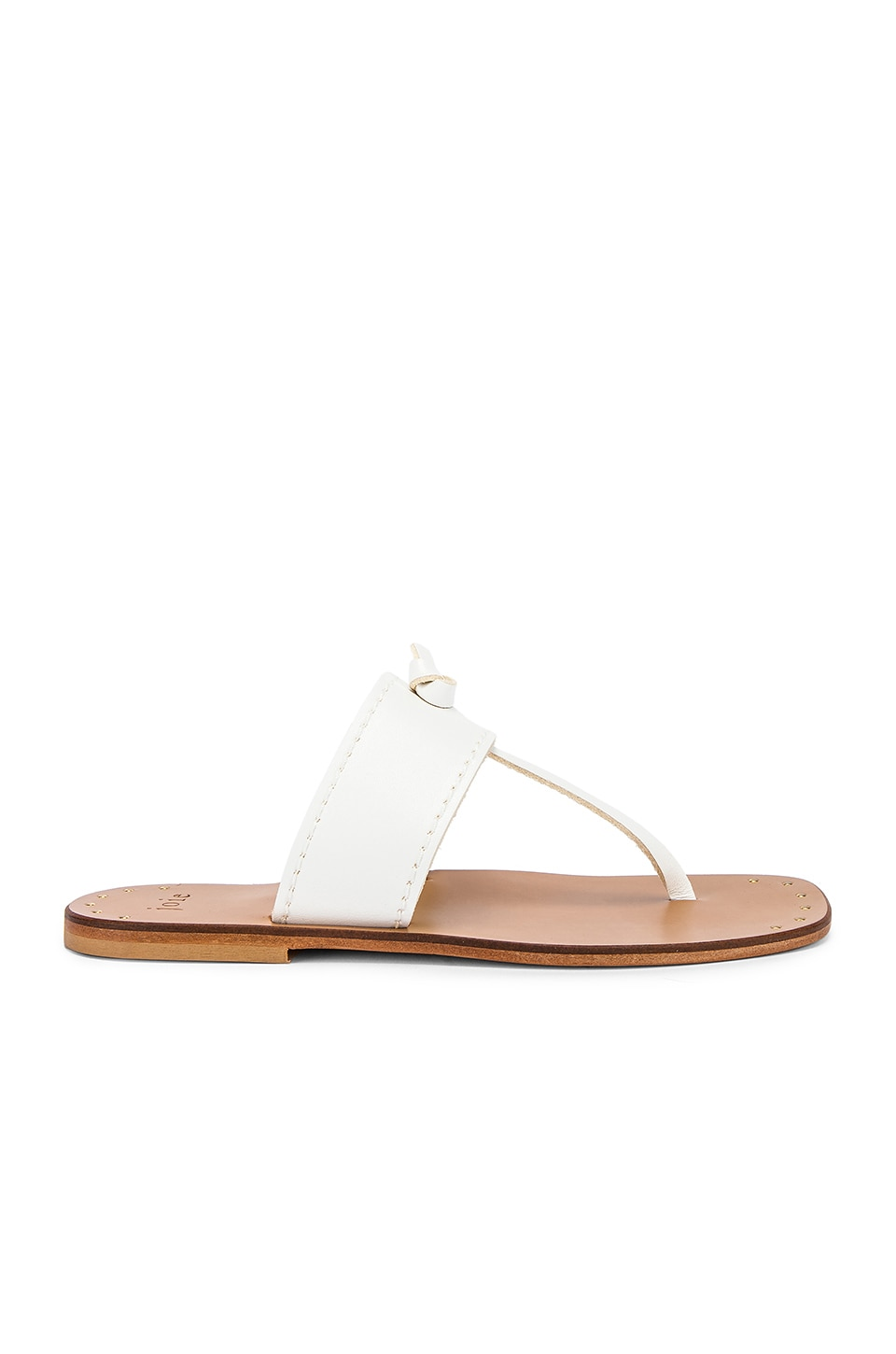 Joie Baylin Sandal in White