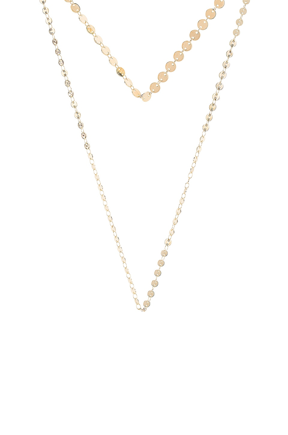 joolz by Martha Calvo Disco Necklace Set in Gold