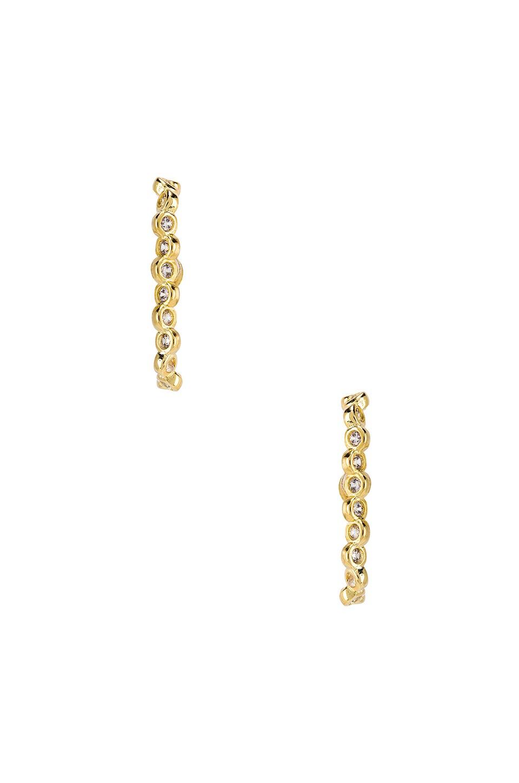 joolz by Martha Calvo Bodega Earrings in Gold