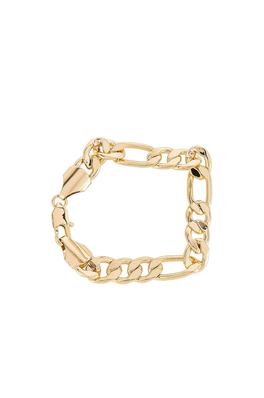 joolz by Martha Calvo Figaro Bracelet in Gold