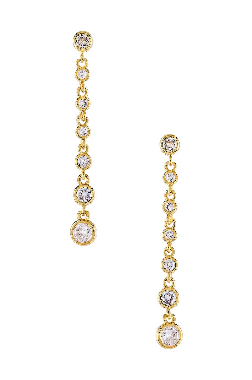 joolz by Martha Calvo Alchemist Earrings in Gold