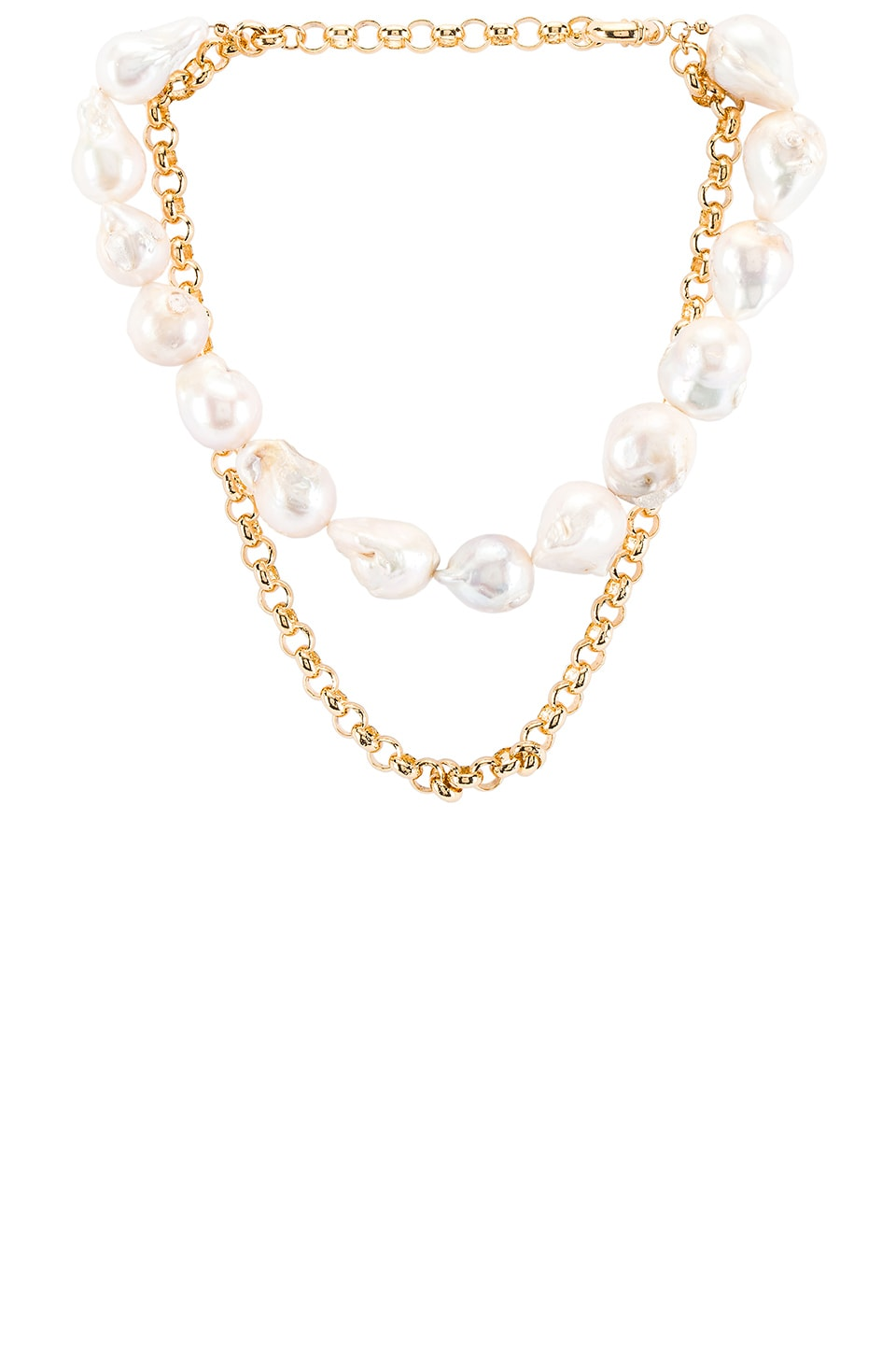 joolz by Martha Calvo Full Spectrum Necklace Set in Gold