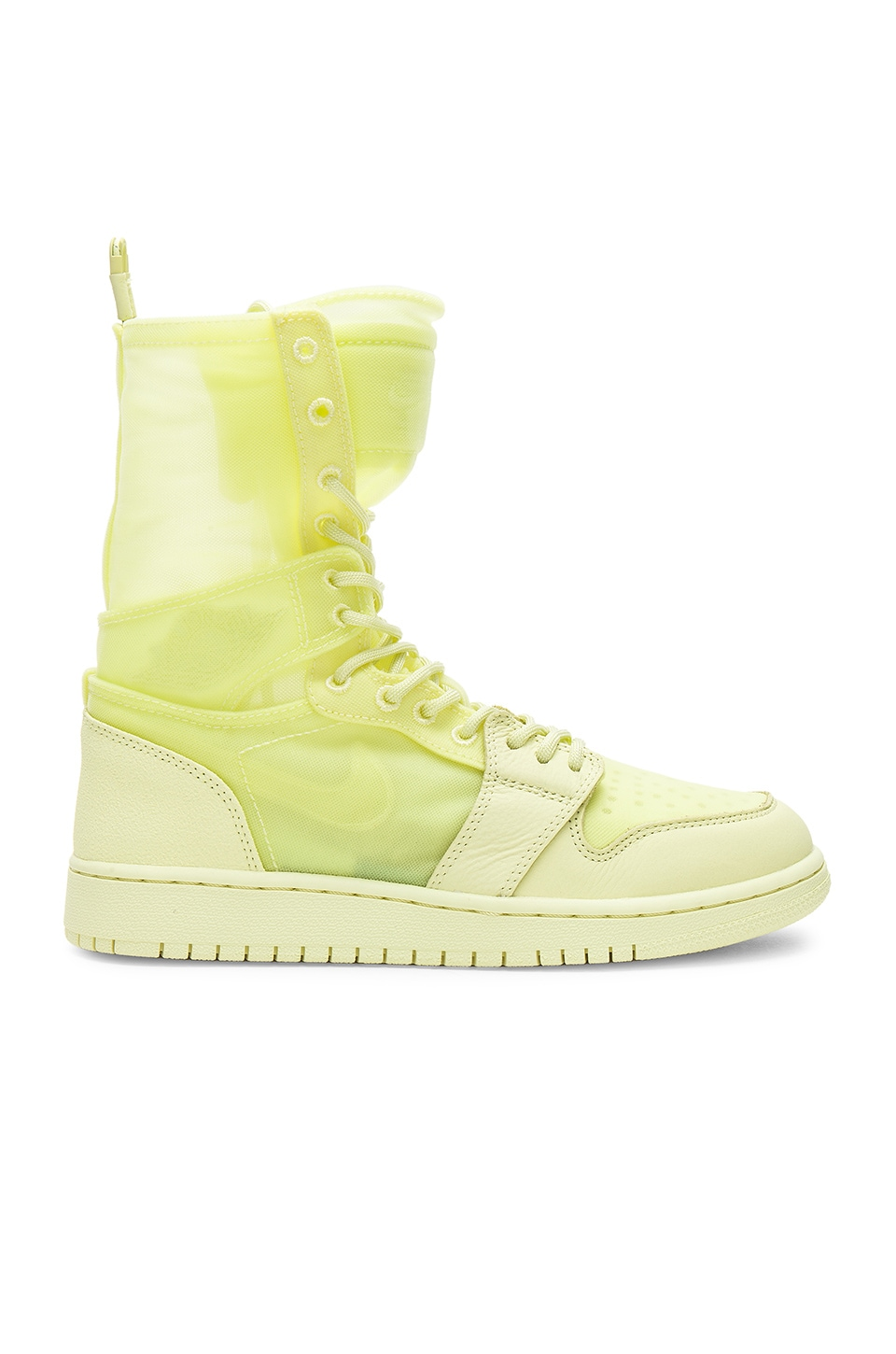 lowest price 86ca8 97810 Jordan AJ1 Explorer XX Sneaker in Luminous Green | REVOLVE