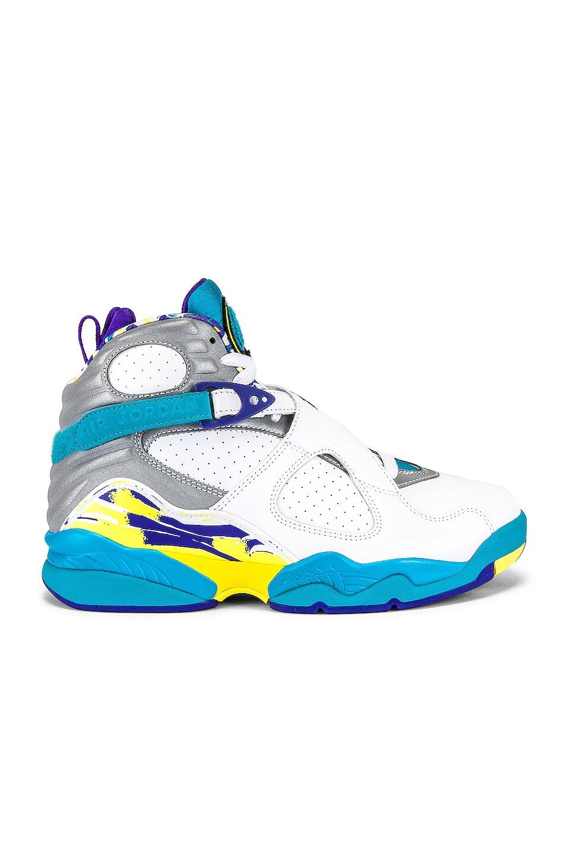 Jordan Air Jordan Retro 8 Sneaker in
