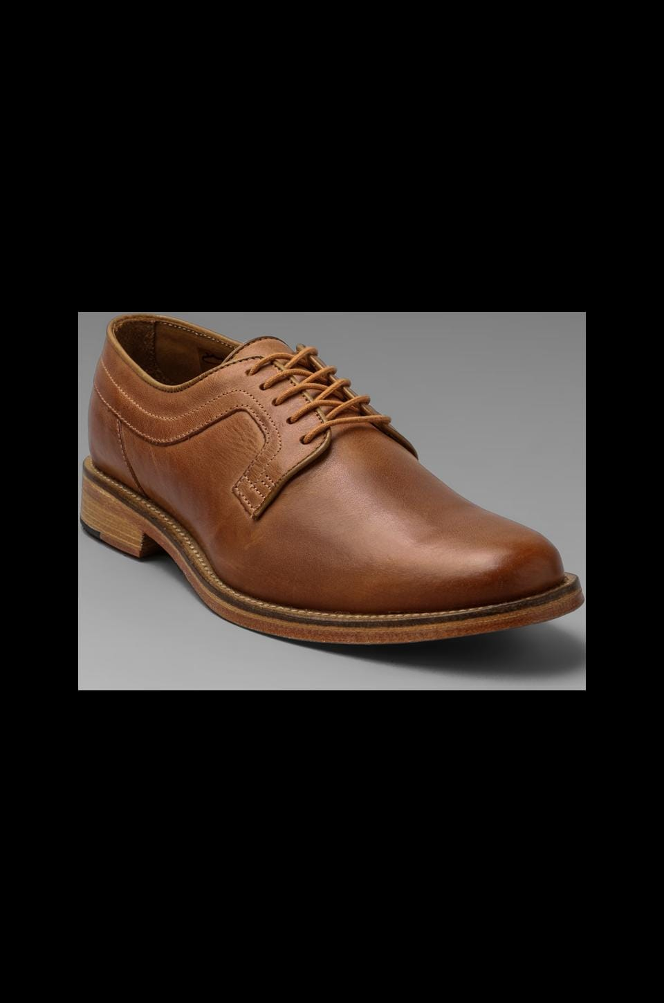 J SHOES Viceroy Shoes in Dark Tan