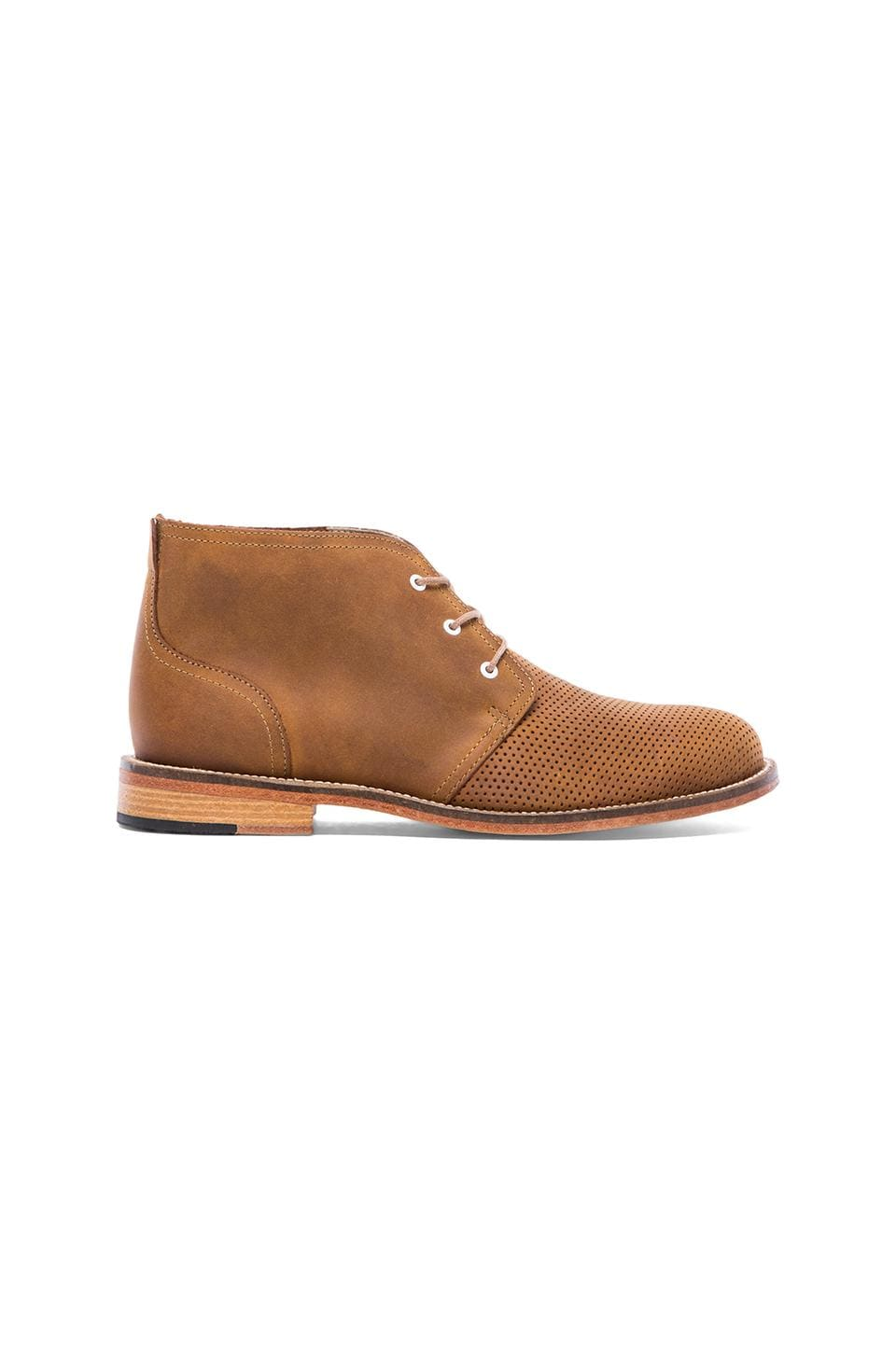 J SHOES Monarch 2 in Mid Brown