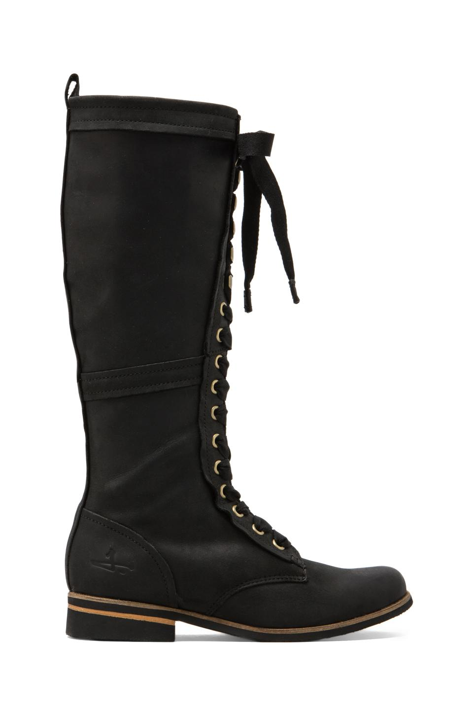J SHOES Empire Boot in Black