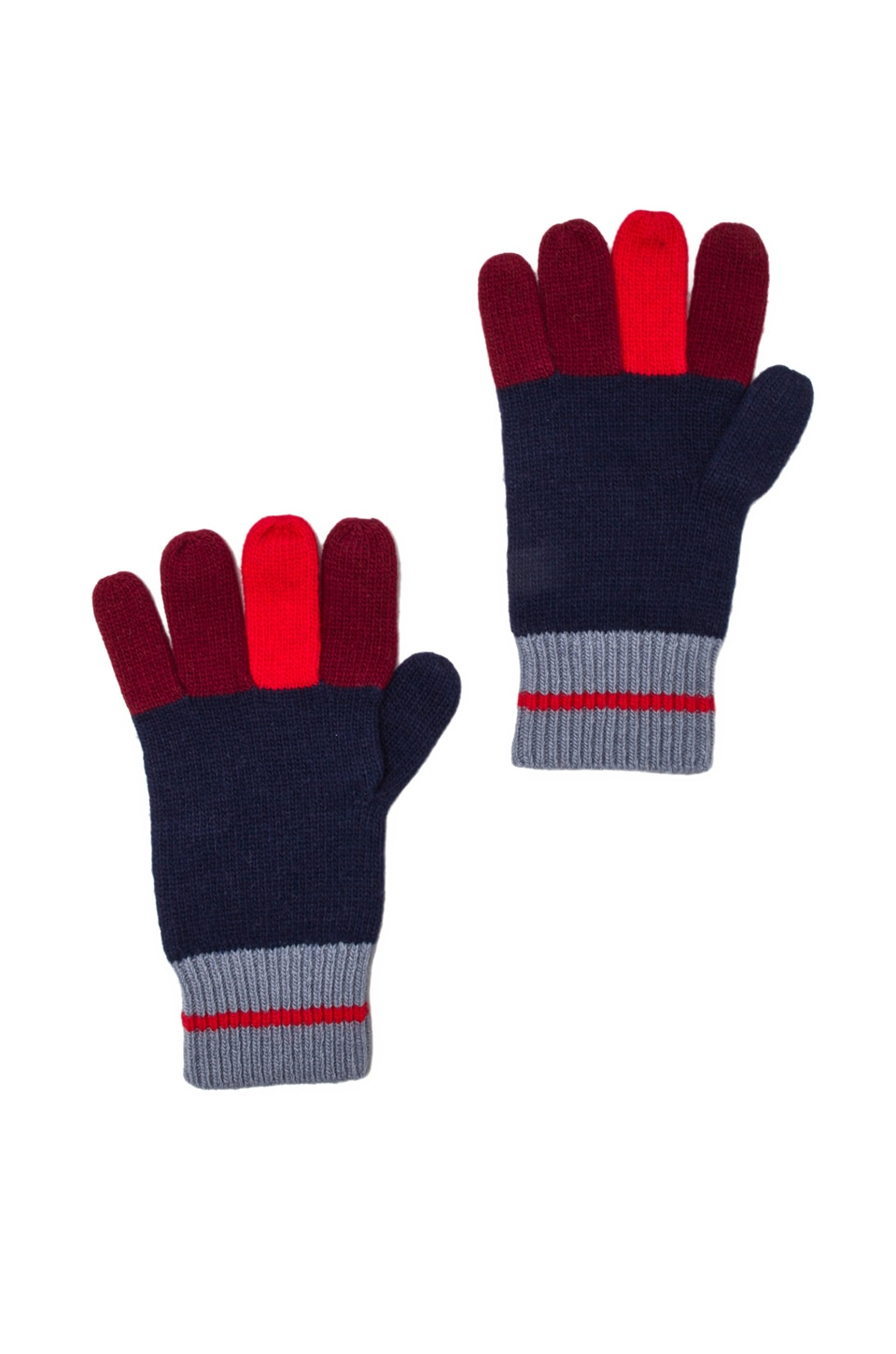 Jack Spade Arden Gloves in Multi