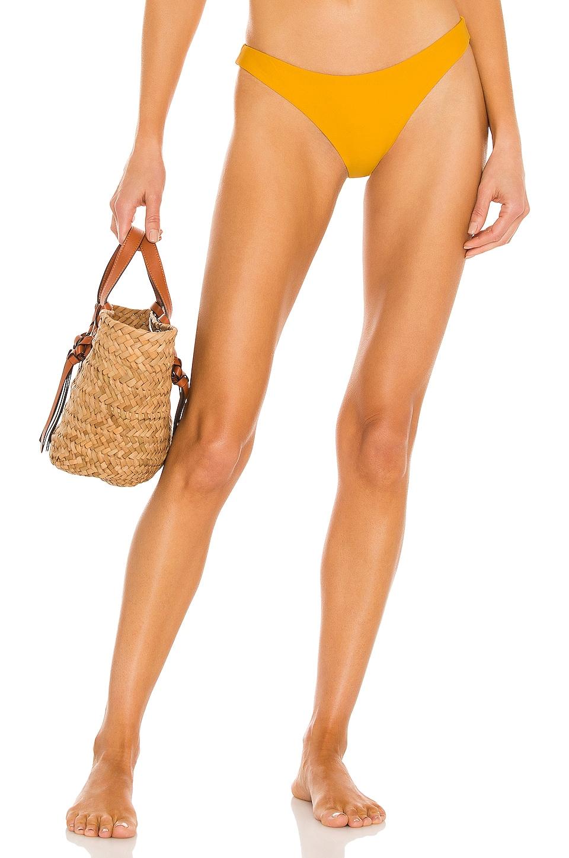 Yellow Swimsuit Bottom