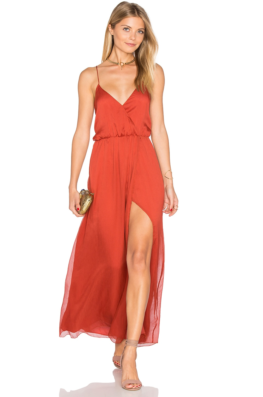Ara Maxi Dress by THE JETSET DIARIES