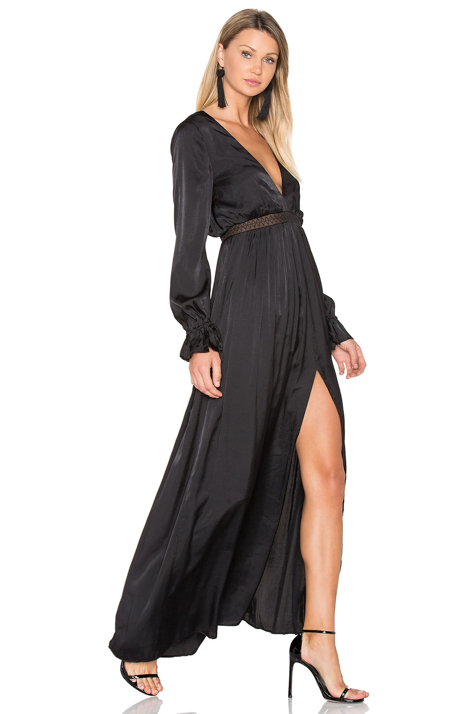 x REVOLVE Olivia Maxi Dress by THE JETSET DIARIES