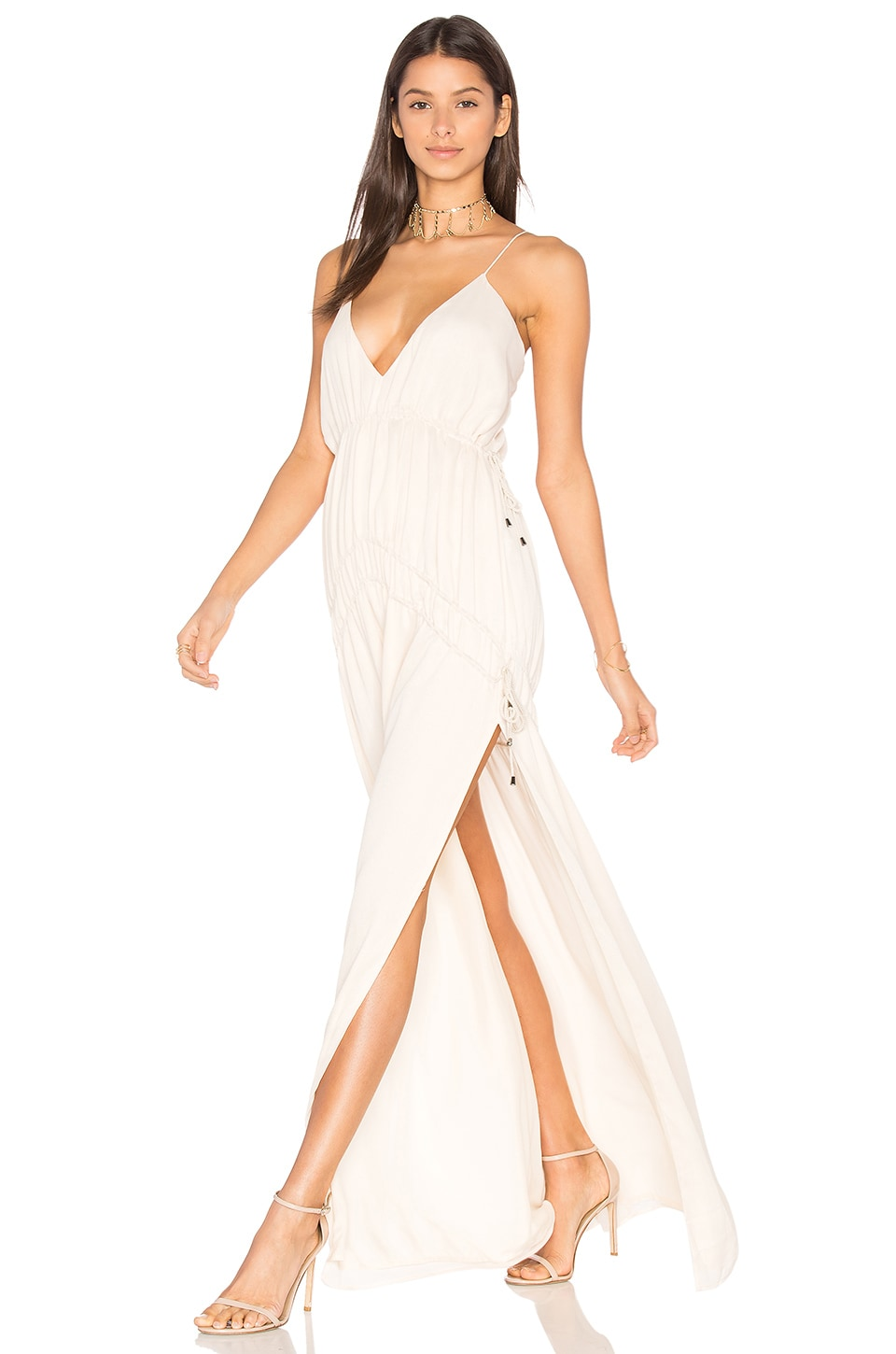 Cruise Maxi Dress by THE JETSET DIARIES