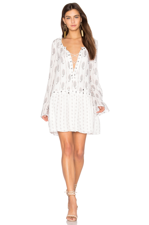 Hayworth Mini Dress by THE JETSET DIARIES