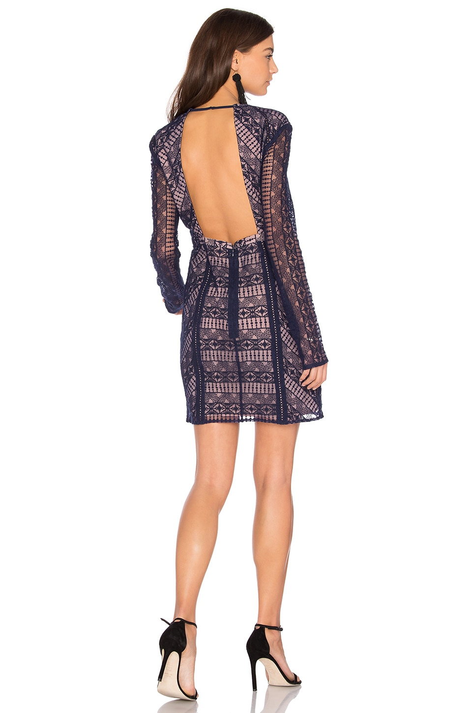 Eden Mini Dress by THE JETSET DIARIES
