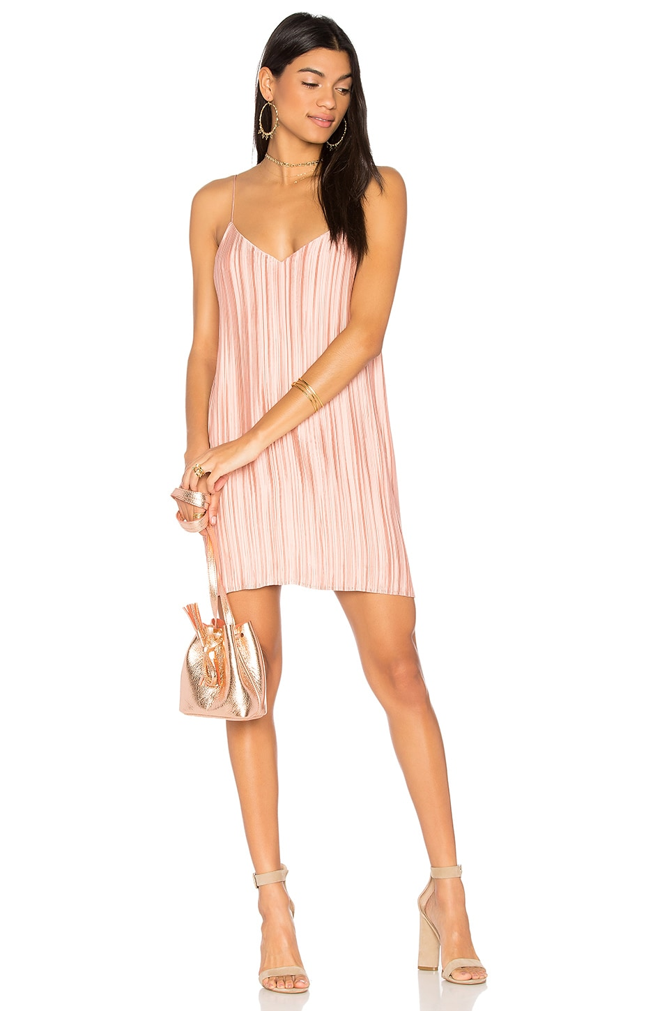 Primavera Mini Dress by THE JETSET DIARIES