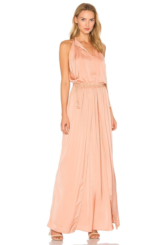 THE JETSET DIARIES Omara Maxi Dress in Copper