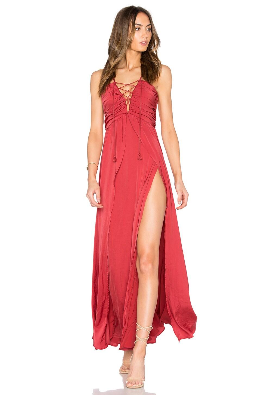 Karisimbi Maxi Dress