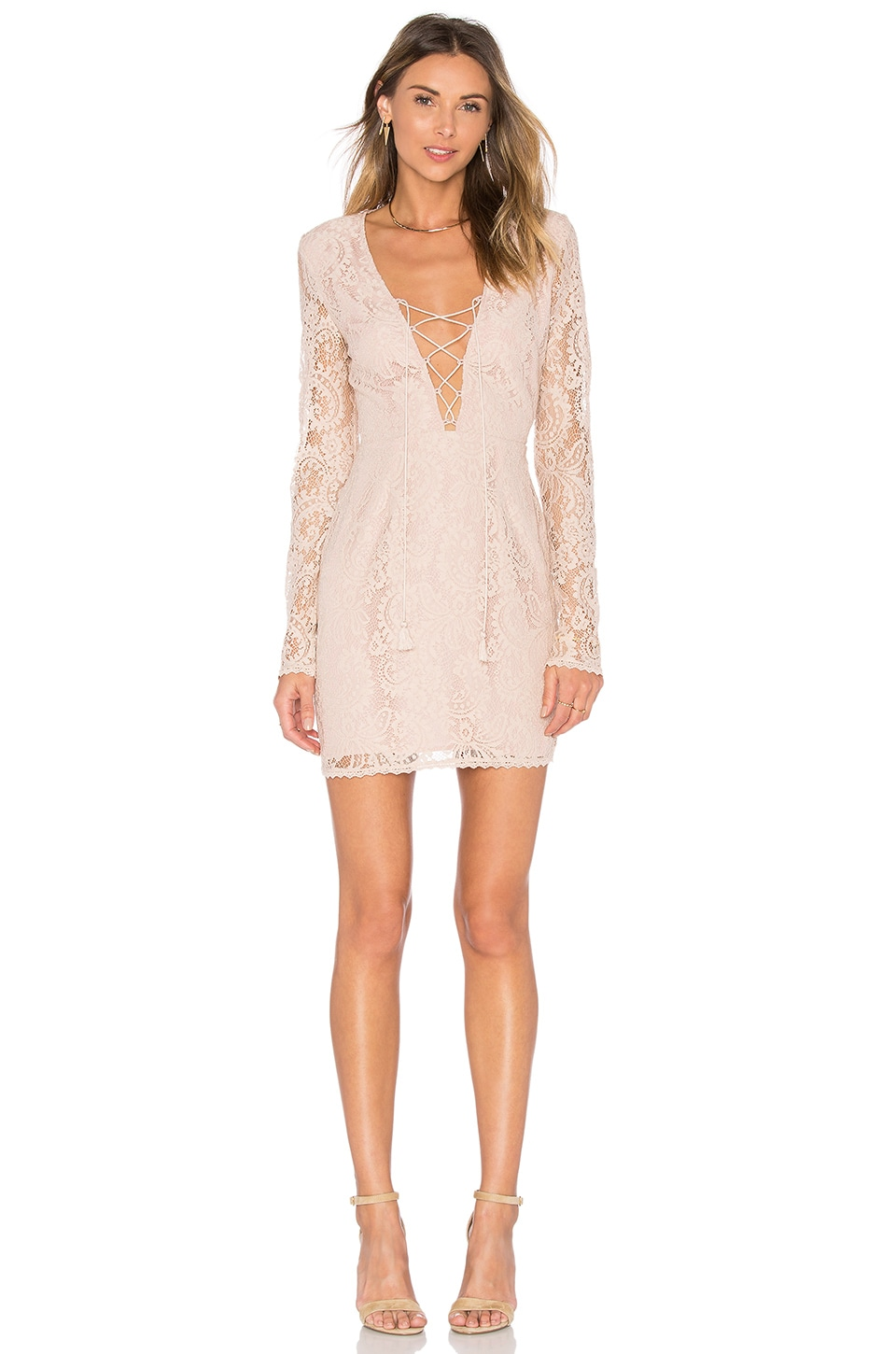 Resort Mini Dress by THE JETSET DIARIES