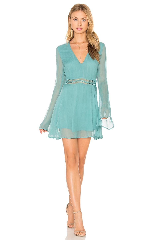La Isla Tunic Dress by THE JETSET DIARIES