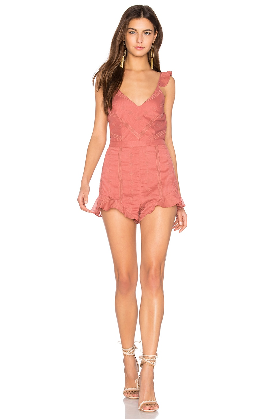 Getaway Romper by The Jetset Diaries