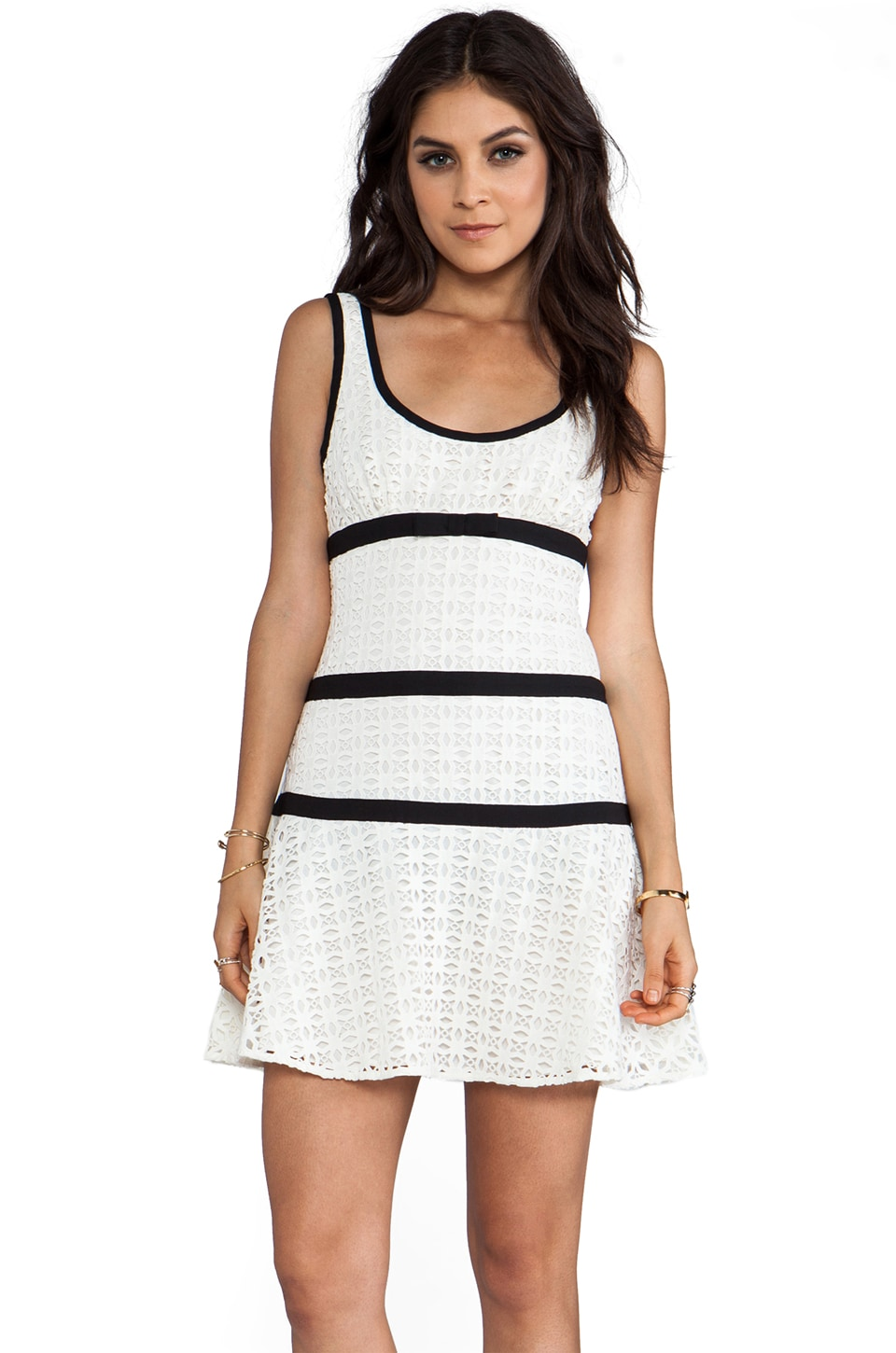 Juicy Couture Felicity Dress in Angel