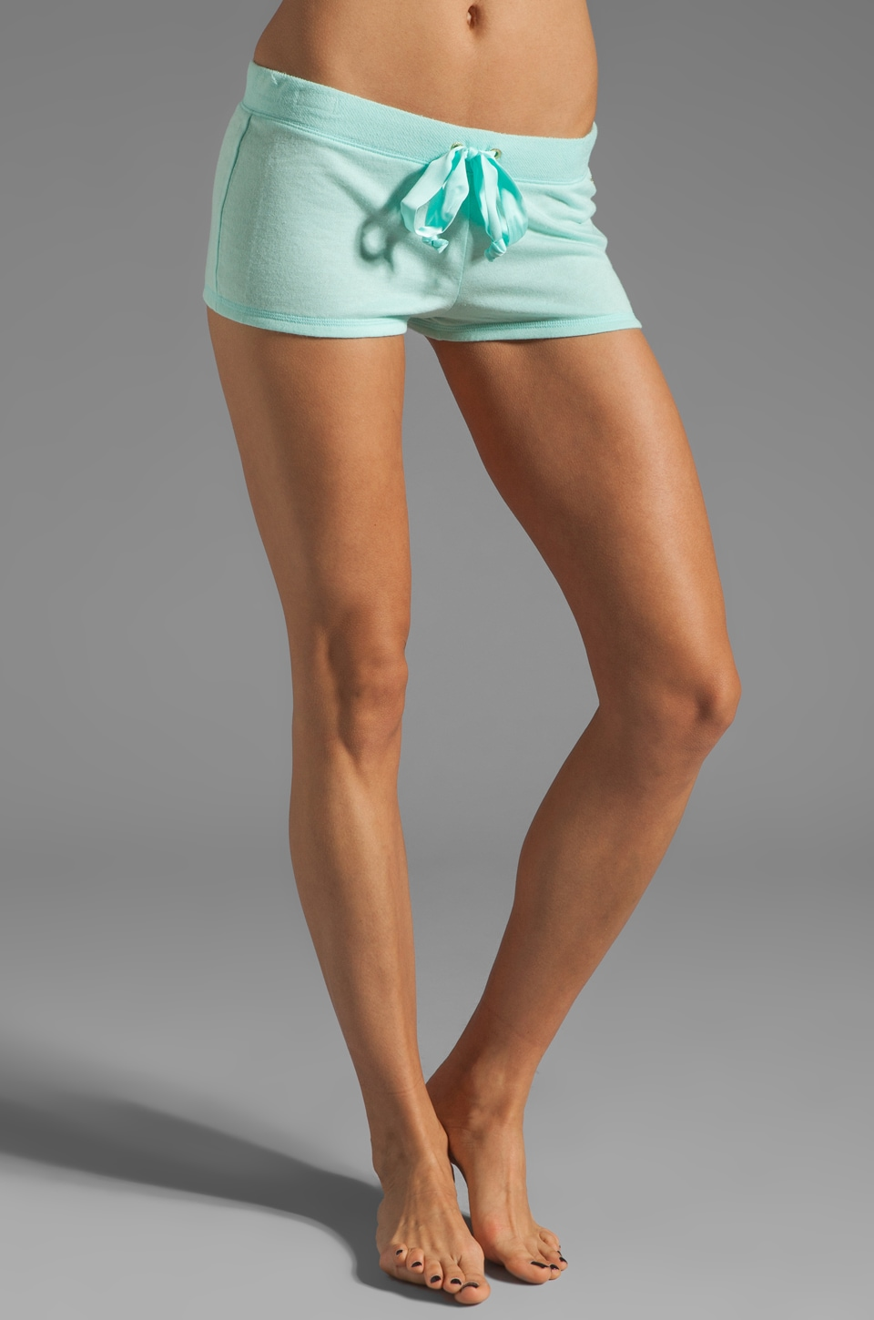 Juicy Couture French Terry Short in Monroe