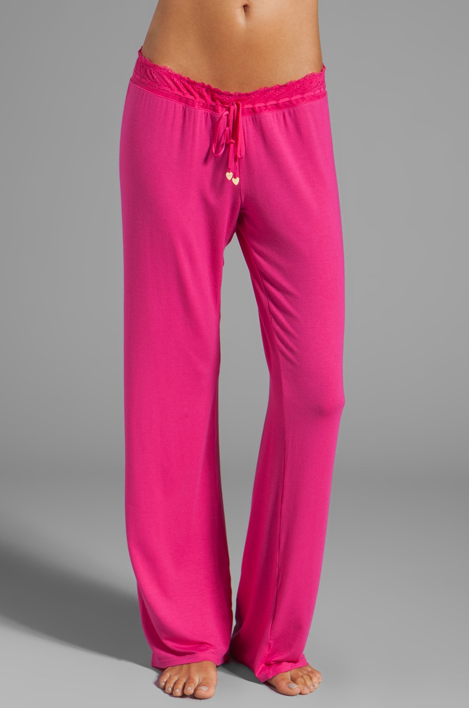 Juicy Couture Sleep Essential Pant in Lychee
