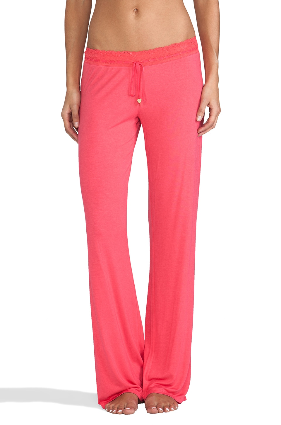 Juicy Couture Sleep Essential Pant in Geranium