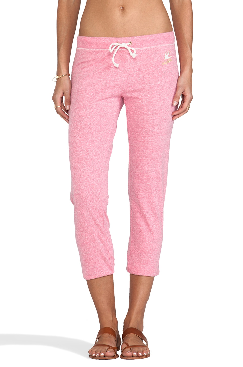Juicy Couture Triblend Pant in Highlighter