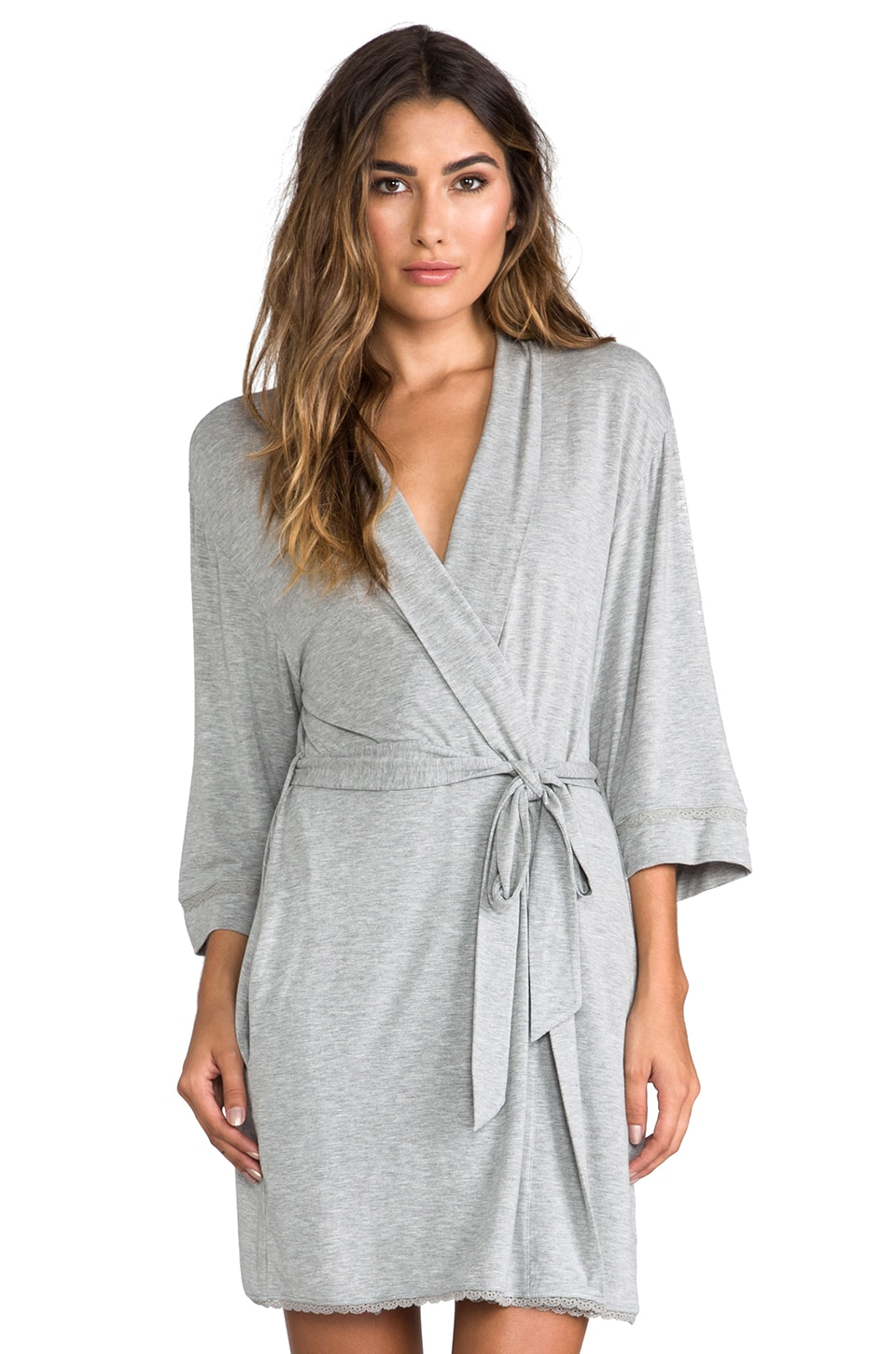 Juicy Couture Robe in Heather Cozy