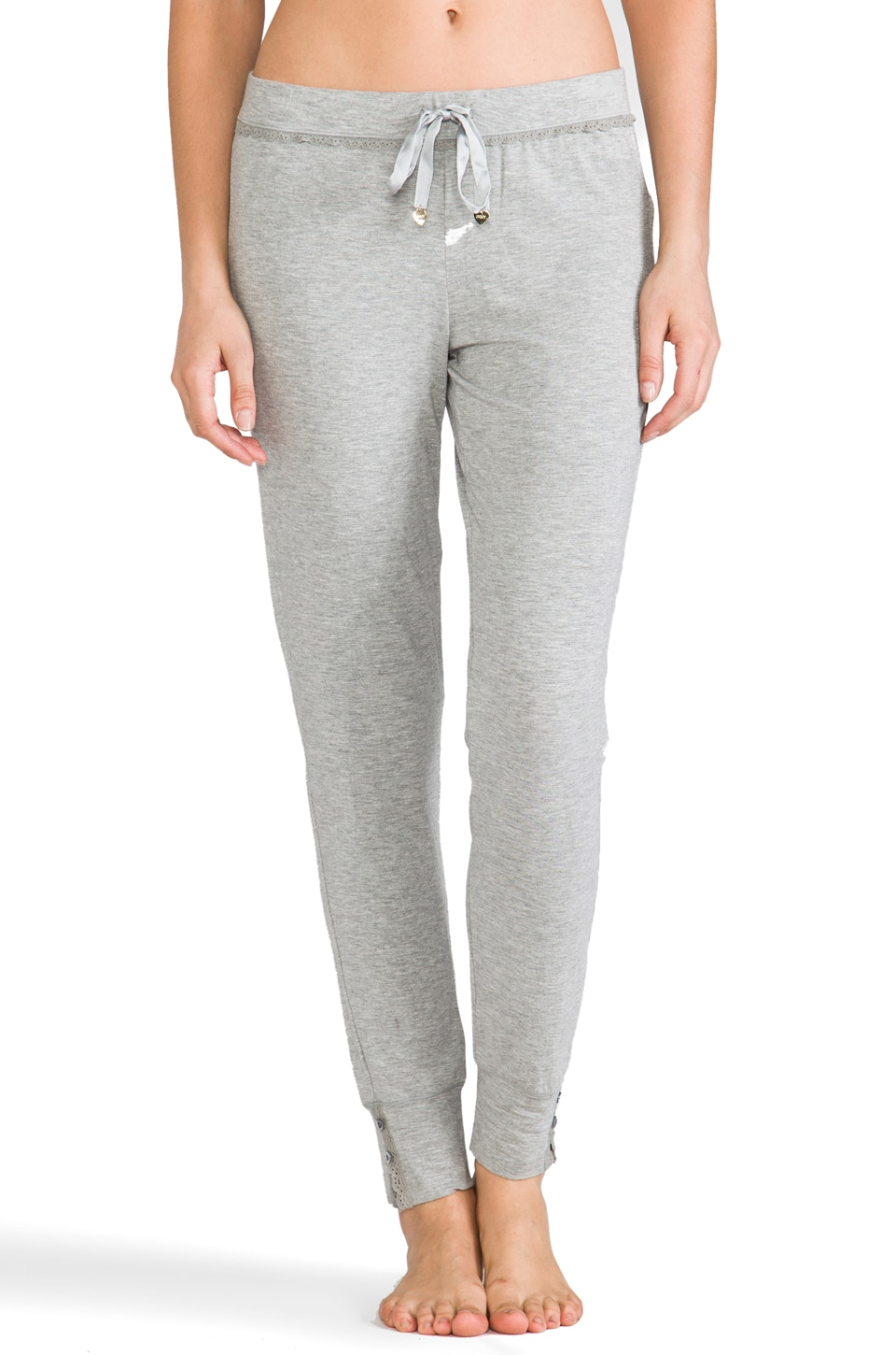 Juicy Couture Pant in Heather Cozy