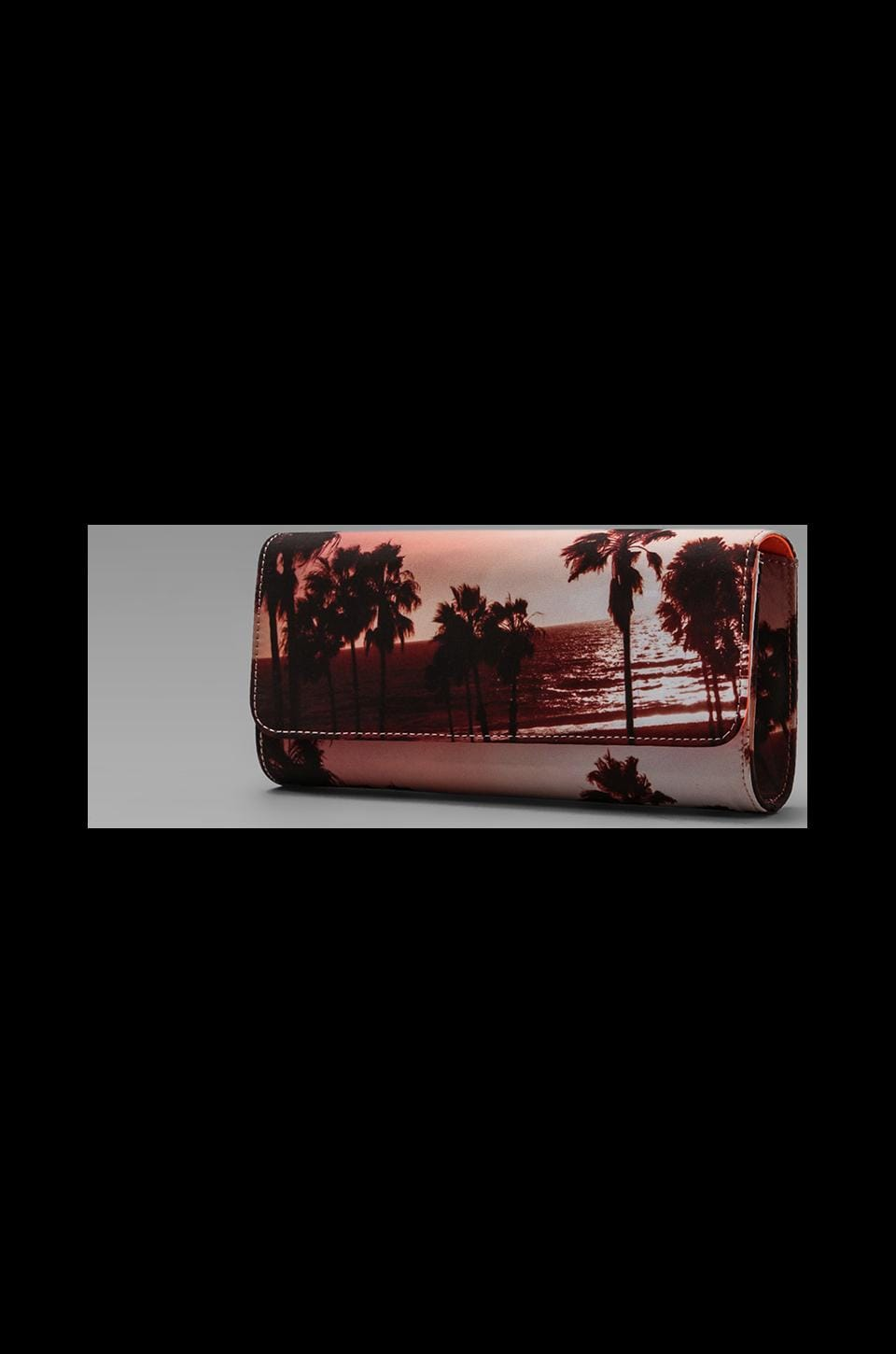 Juicy Couture Clutch Print in Palm Tree