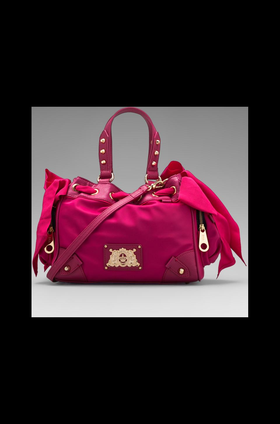 Juicy Couture East Everyday Mini Daydreamer in Hot Pink